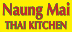 Naung Mai Thai Kitchen Logo